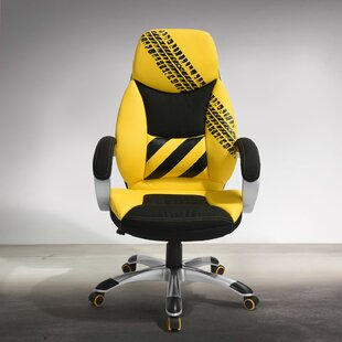 Breland Gaming Chair by Ebern Designs Top Reviews