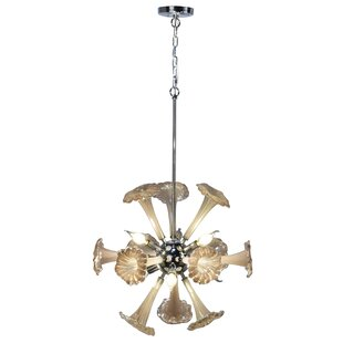 Bloomsbury Market Riccio 6-Light Chandelier