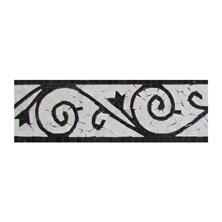 Marble Art Border Tile