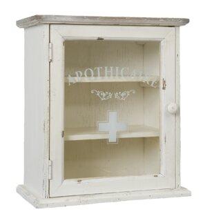 Hamby 32cm X 36cm Surface Mount Medicine Cabinet By Symple Stuff