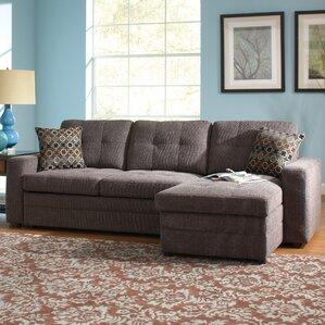 Bloomquist Sleeper Sectional by Red Barrel Studio