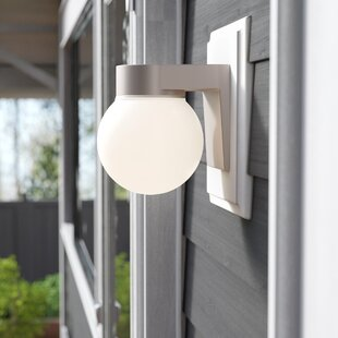 Westford 1-Light Outdoor Sconce by Zipcode Design Today Only Sale