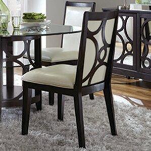 Aurelia Side Chair (Set of 2) by Latitude..