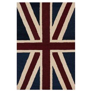 Valo Denim Union Jack Rug