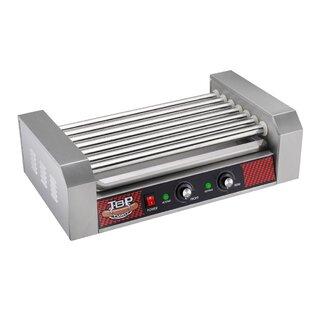 7 Roller Hot Dog Grilling Machine