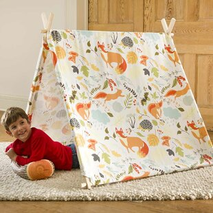 Magic Cabin Forest Friends A-Frame Play Tent