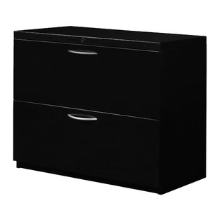 Red Barrel Studio Stivers 2-Drawer Lateral Filing Cabinet