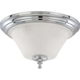 Hinde Flush Mount by Charl..