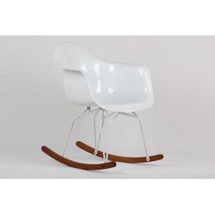 Zauber Rocking Chair By Wrought Studio