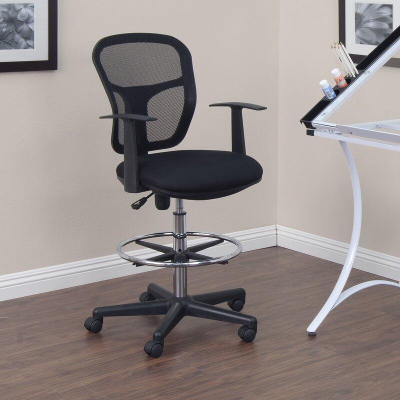 Ninth Avenue Mesh Drafting Chair