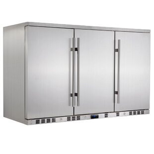 52.6-inch 11.12 Cu. Ft. Undercounter Refrigerator by Kingsbottle Comparison