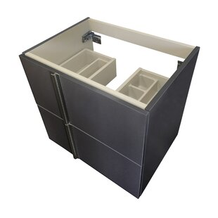 Onix Series 24 Single Bathroom Vanity Base Only By Dawn USA