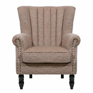Charlton Home Felten Wingback Chair