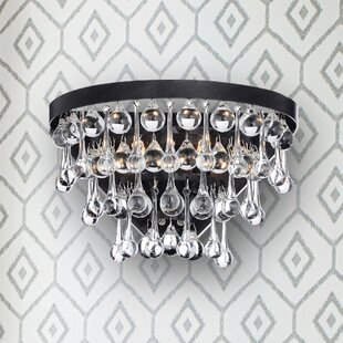 Carbon 2-Light Flush Mount..