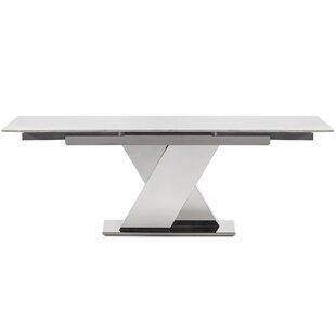 Hyslop Extendable Dining Table by Orren Ellis