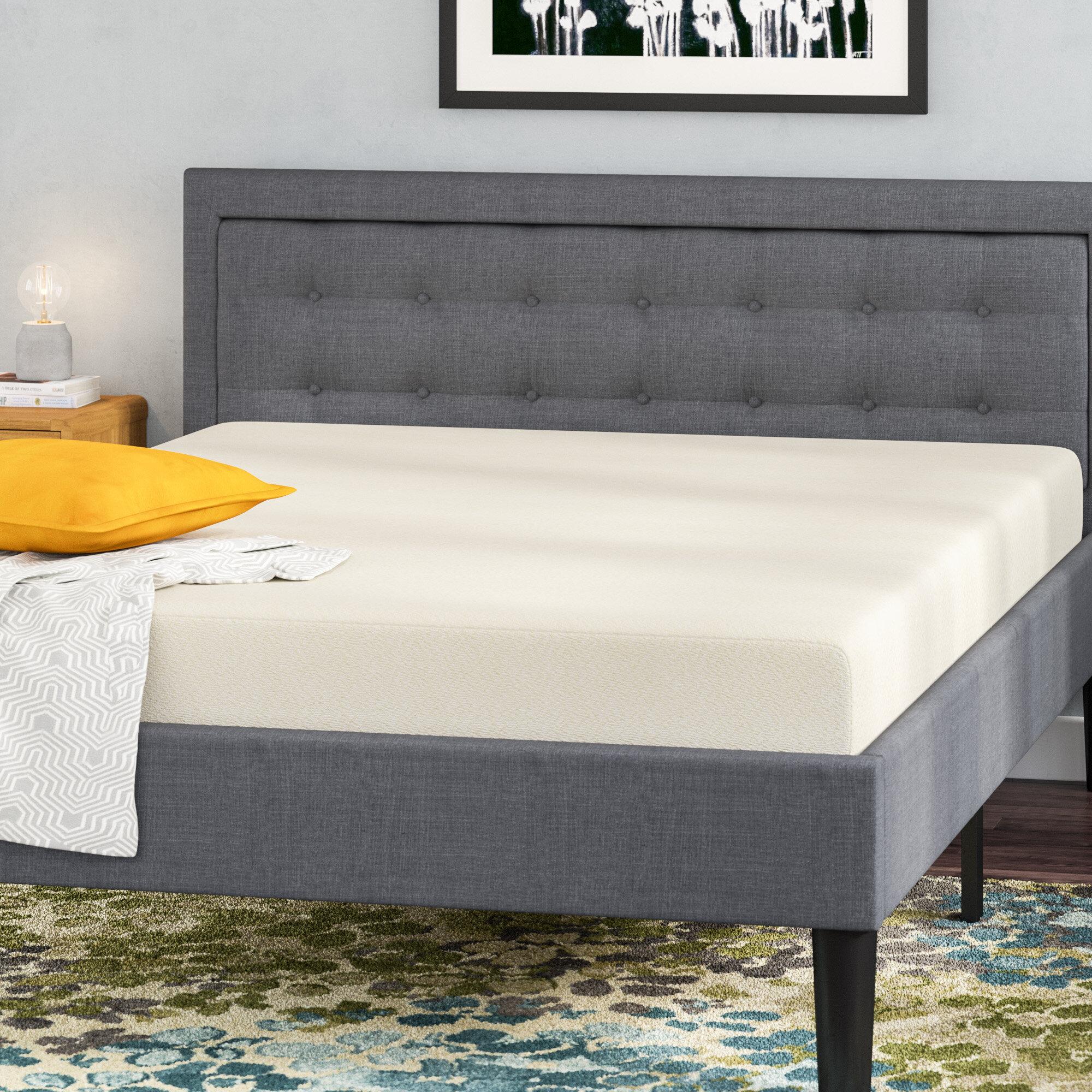 Wayfair Sleep Wayfair Sleep 8 Firm Memory Foam Mattress Reviews