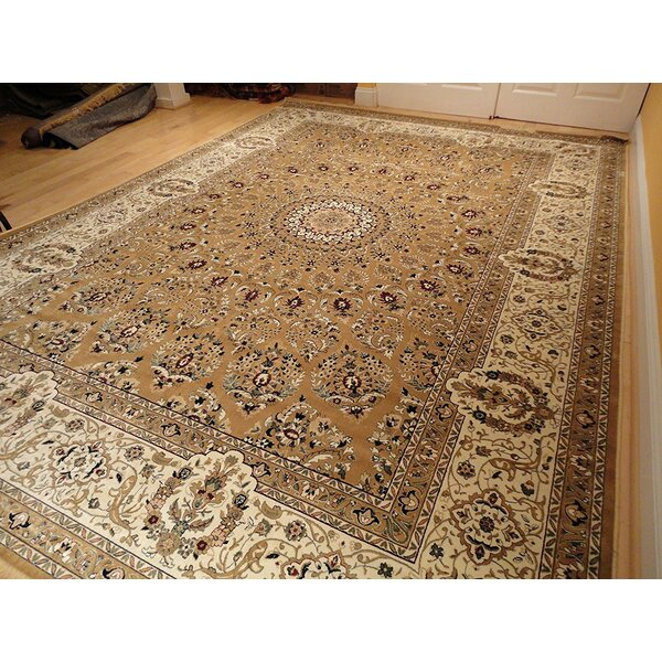 Astoria Grand Shanelle Living Room Hand Knotted Wool Brown Rug Reviews Wayfair
