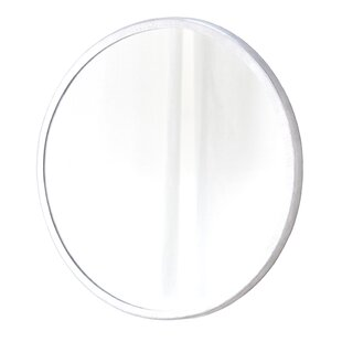 Renewal Divinity Round Mirror by Native Trails, Inc.