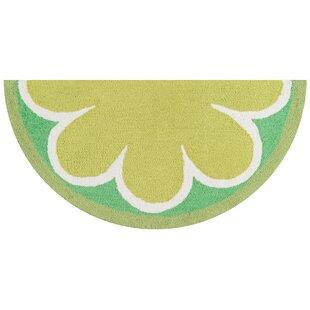 Kitchen Rugs Lime Green Wayfair
