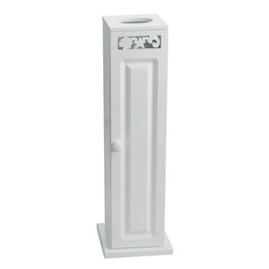 freistehender toilettenpapierhalter ellsworth - Freistehender Toilettenpapierhalter Mit Lagerung