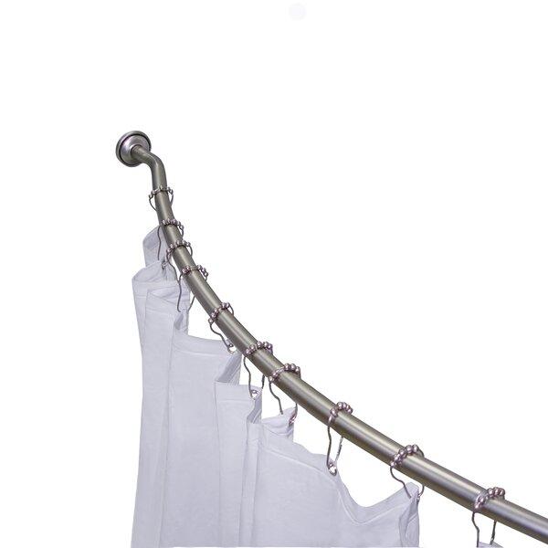 Shower Curtain Rods You\'ll Love | Wayfair