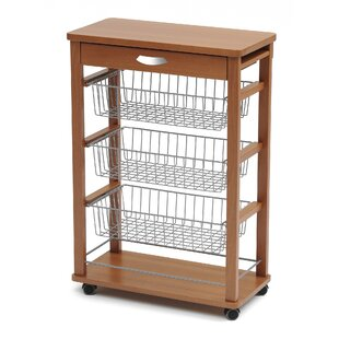 Millwright Kitchen Trolley By August Grove