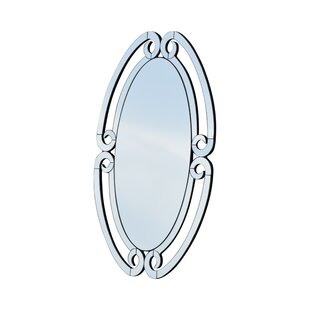 House of Hampton Brampt Modern Glam Accent Mirror