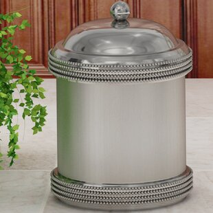 Hutto Swab Container by Charlton Home