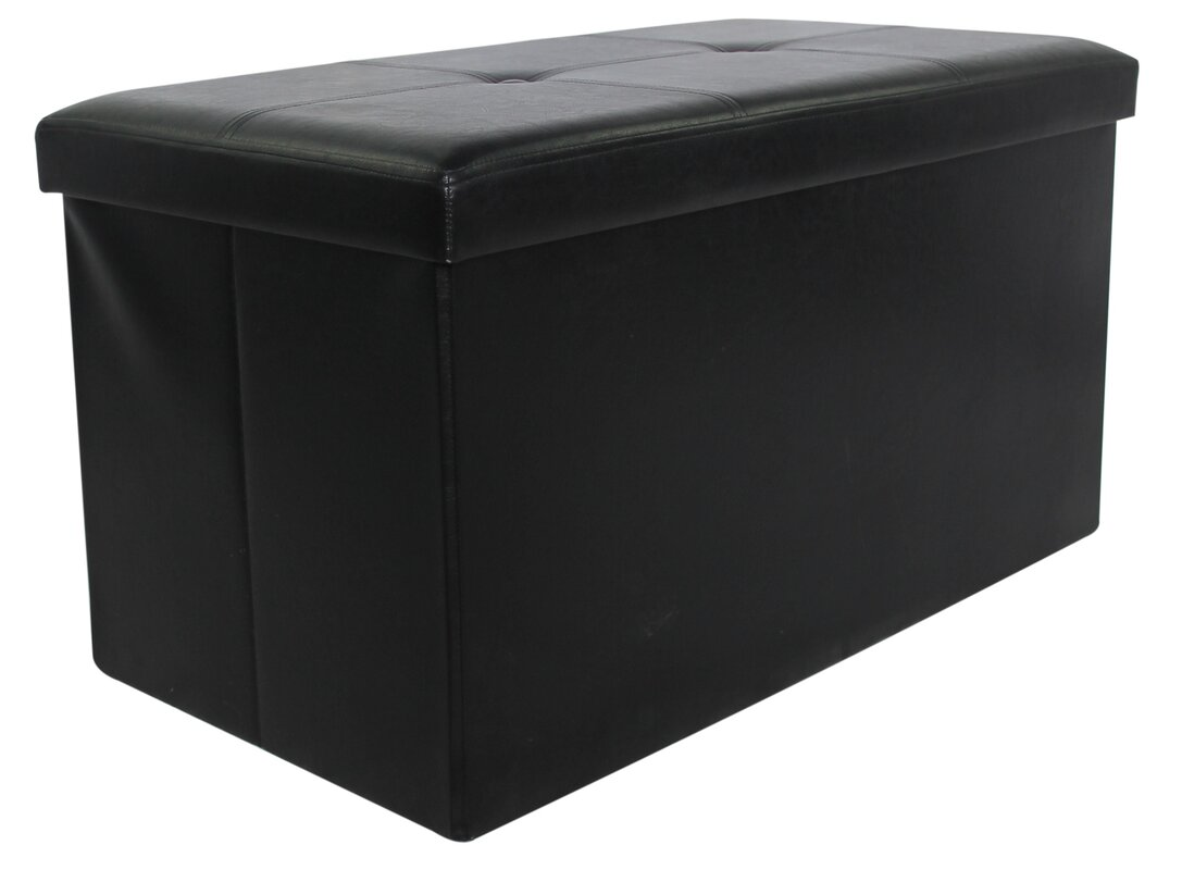 Collapsible Storage Ottoman By Wee S Beyond Buy Clear