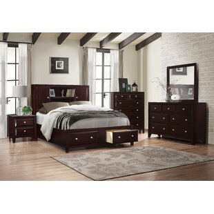 Barfield Panel Configurable Bedroom Set by Charlton Home
