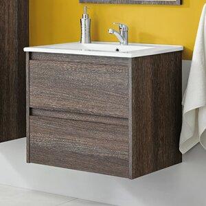 Belfry Bathroom 67 cm Wandmontierter Waschtisch ..