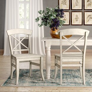 """Calila X-Back Side Chair (Set of 2) by Birch Laneโ""""ข Heritage"""