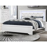 Villalobos Upholstered Standard Bed by Mercer41