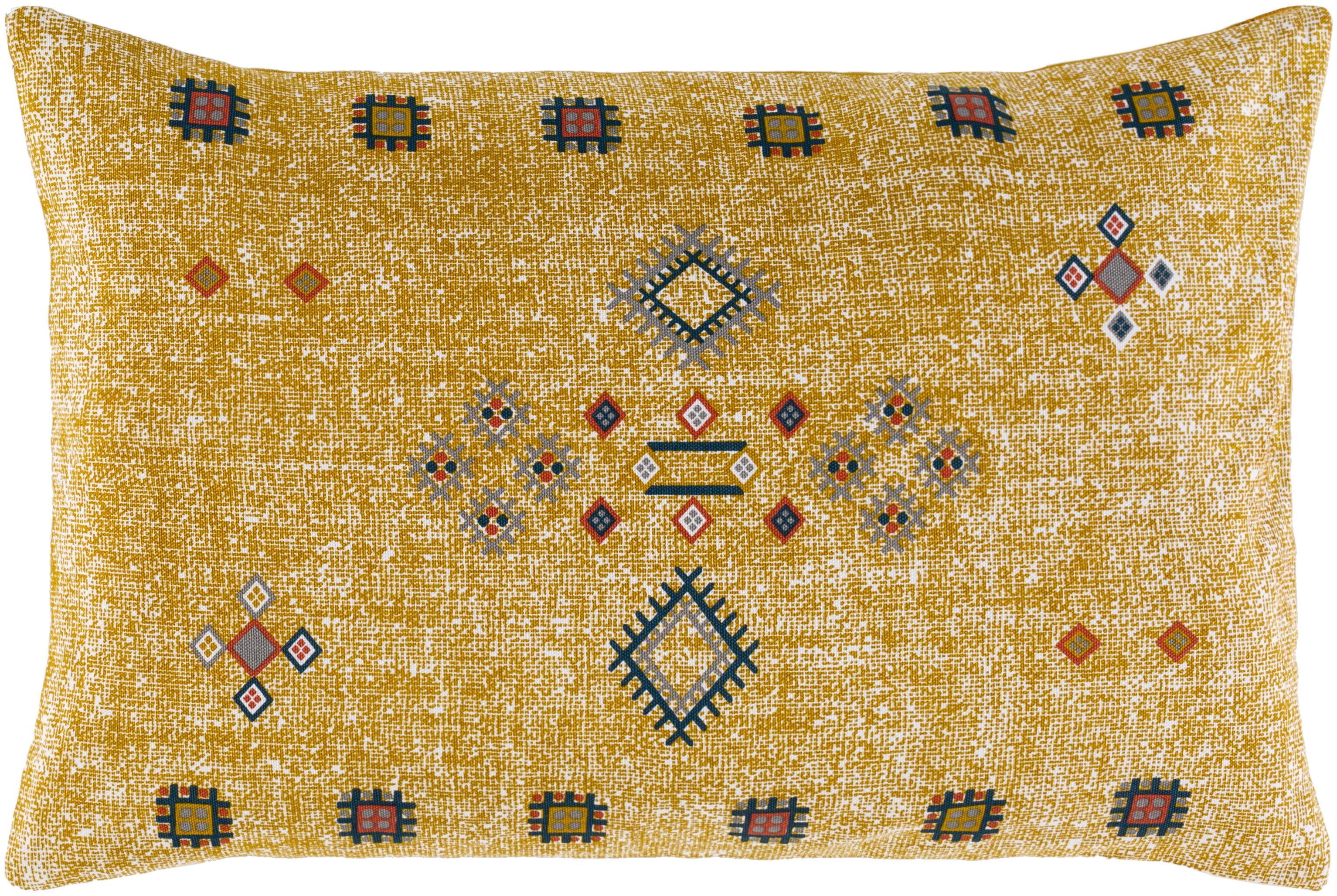Foundry Select Allegra Rectangular Cotton Pillow Cover Wayfair
