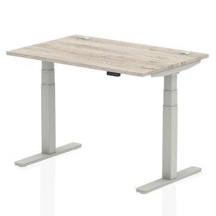 Nural Height Adjustable Standing Desk By Ebern Designs