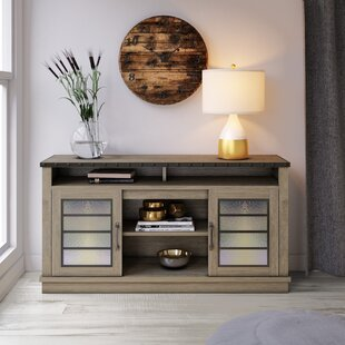 Geralynn TV Stand for TVs up to 55 with Electric Fireplace
