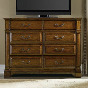 Tynecastle 8 Drawer Double Dresser by Hooker Furniture Read Reviews