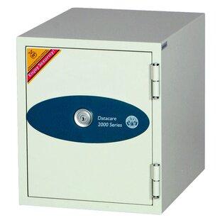 Phoenix Safe International Data Care 1 Hr Fireproof Key Lock Security Safe