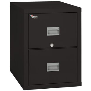 Patriot 2 Drawer Vertical Filing Cabinet