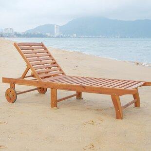 Aurelius Reclining Chaise Lounge