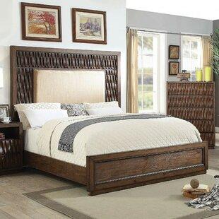 Maurer Upholstered Platform Bed By Bayou Breeze