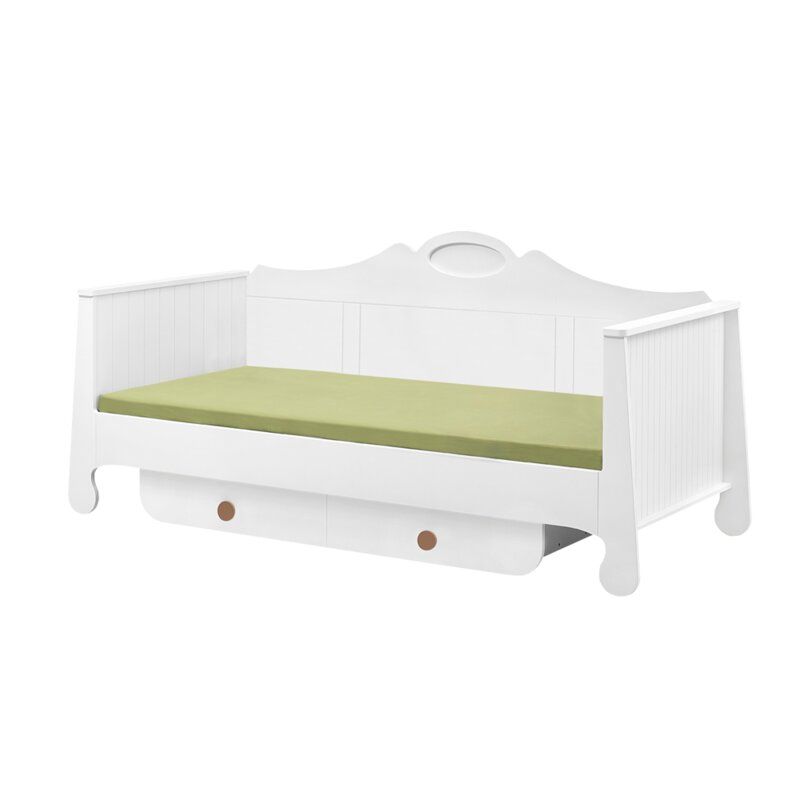 Parole Small Single Platform Bed