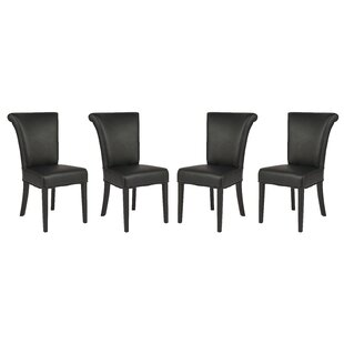 LaRue Upholstered Dining Chair (Set of 4) by Red Barrel Studio