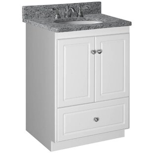 Lysette 24 Bathroom Vanity Base Only By Millwood Pines