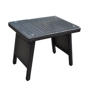 Yerington End Table by Charlton Home