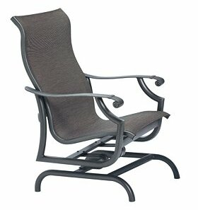 Tropitone Montreux Sling Action Patio Chair