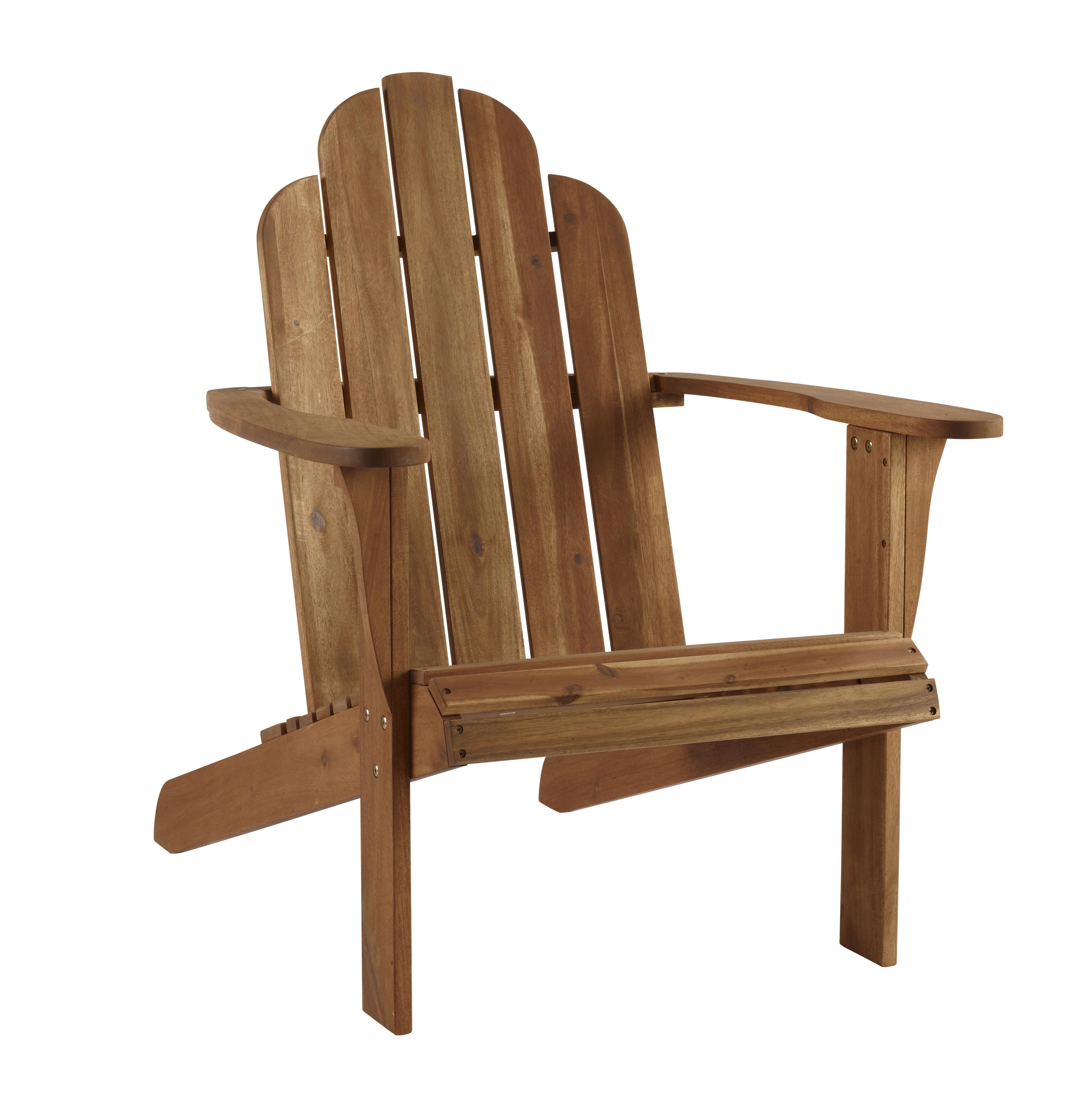 Selkirk Solid Wood Adirondack Chair Reviews Joss Main