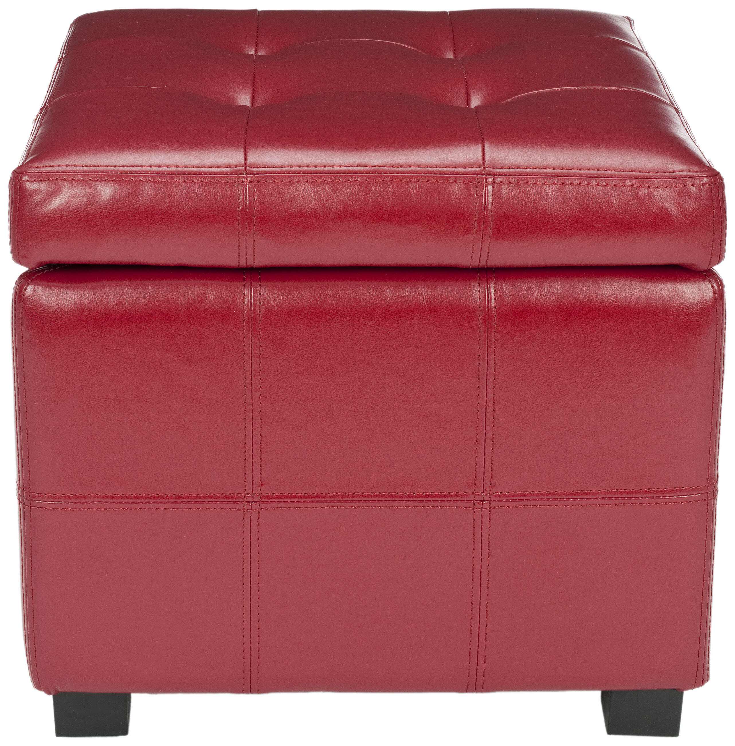 Ordinaire Safavieh William Storage Ottoman U0026 Reviews | Wayfair
