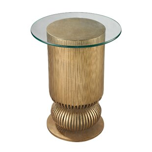 Zaylee Modern End Table by Willa Arlo Int..