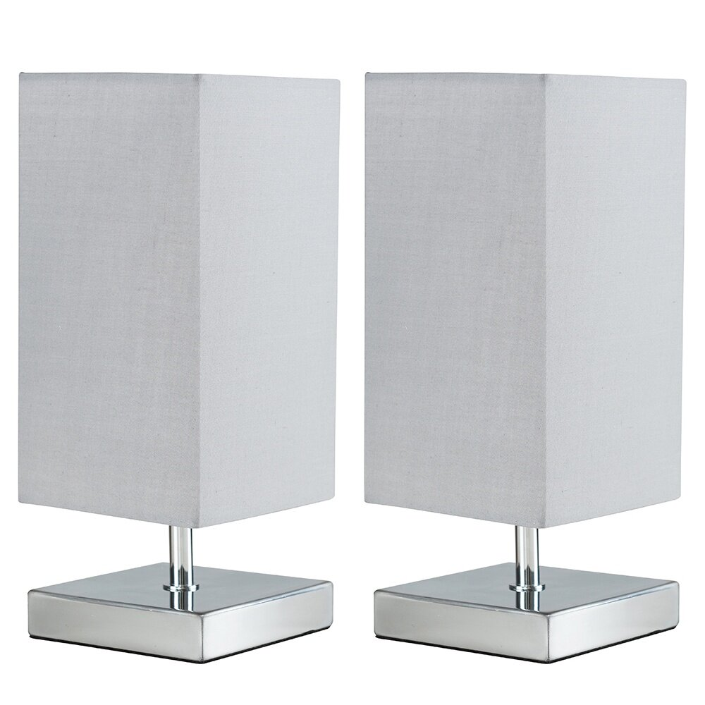 metal base table lamps 30 cm